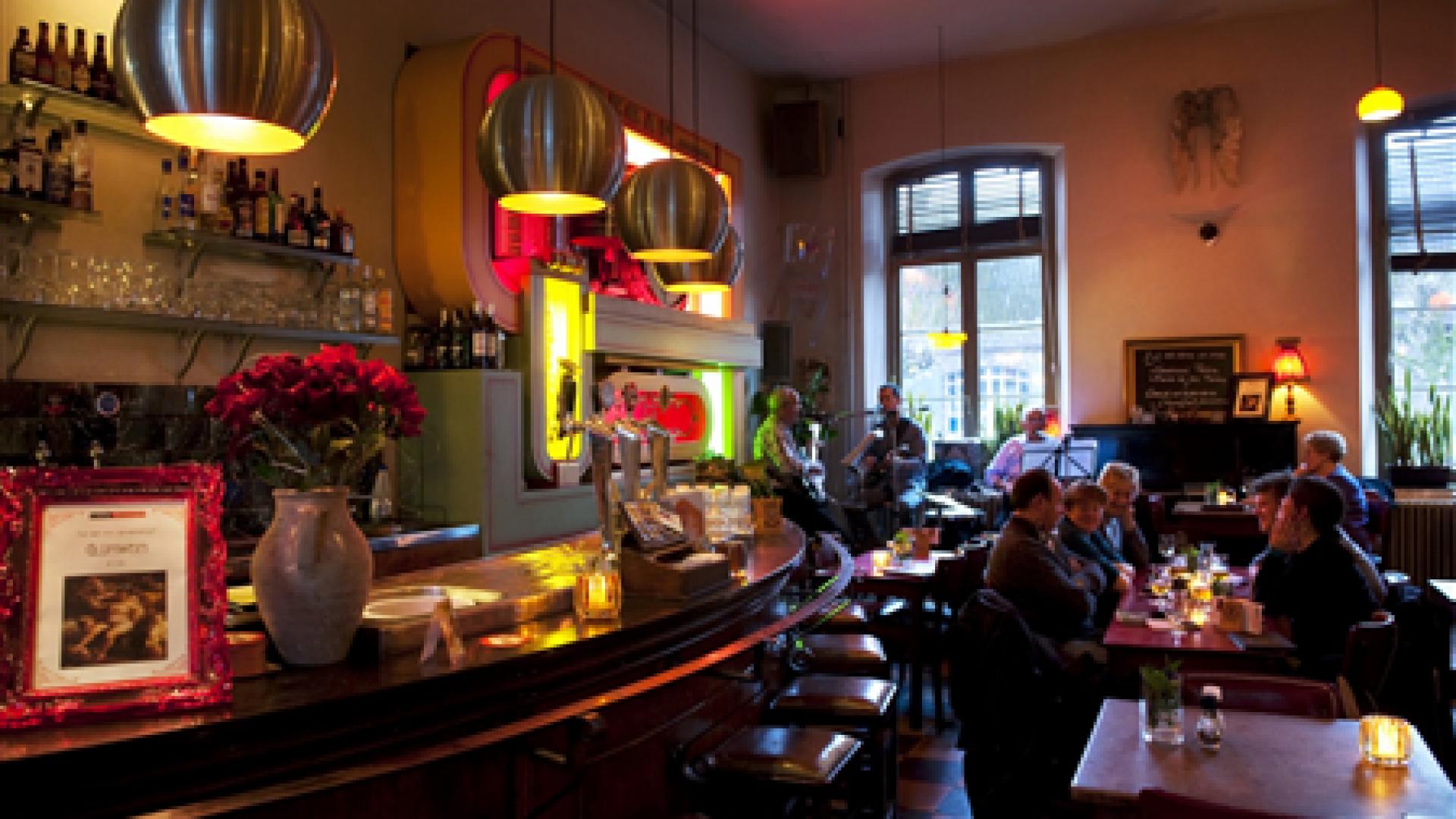 Restaurant Saint Martir D Oyde