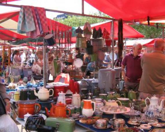 Antik-und Flohmärkte (Maastricht – NL)