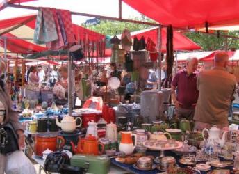 Antique- and flea markets (Tongeren)