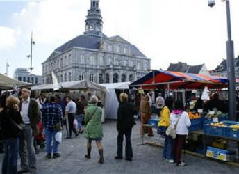 Grand marché et marché aux poissons (Maastricht – NL)