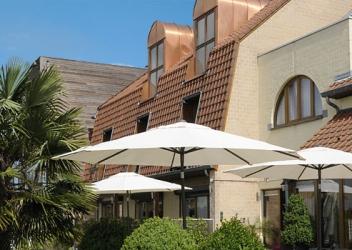 Hotel-Restaurant De Kommel – 32 pers. (16 kamers)