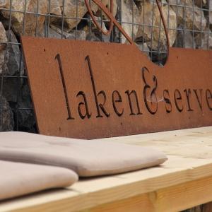 """B&B """"Laken en Servet"""" – 6 pers. (3 chambres)"""