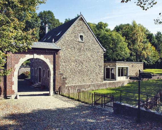 Vakantiewoningen Molen van Medael – 4 – 120 pers. (6 woningen)