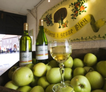 Pomoenologisch onderzoekscentrum (appelwijn) 'Kelders I genne Pley'