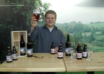 Rick's beer, regional beer from Voeren