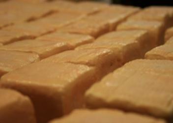 Herfse (stink-)kaas of rommedoe