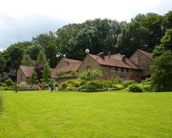 Tuin Schopsheim (jardins de fleurs)