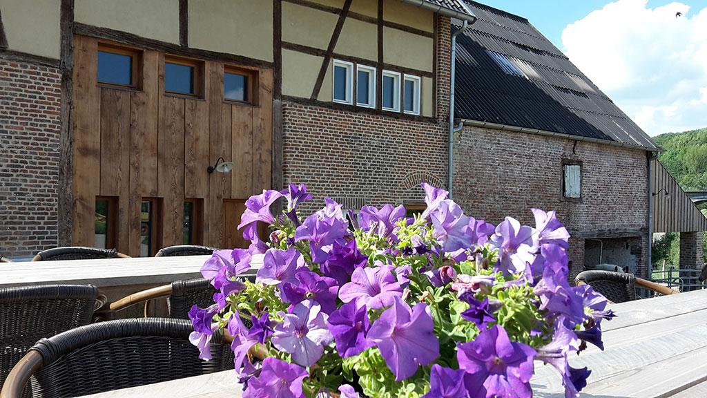 vakantiehuis Middelhof (32 pers. 13 kamers)