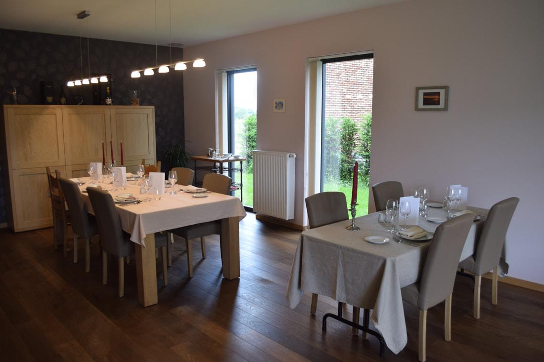 Huiskamerrestaurant Casa Vesta