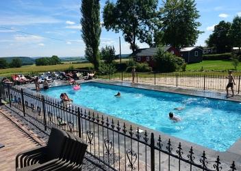 Camping Natuurlijk Limburg – 108 staplaatsen + 4 appartementen