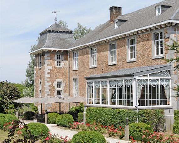 Hostellerie Hof de Draeck – 21 pers. (11 kamers)