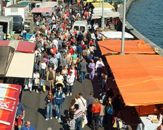 Marché de la Batte (Antik-und Flohmärkte, Lüttich)