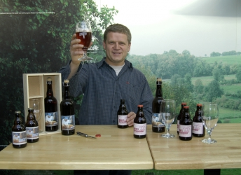 La bière Ricks, la bière locale de la région de la Voer